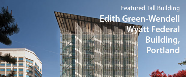 Edith Green-Wendell Wyatt Federal Building