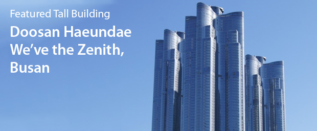Doosan Haeundae We`ve the Zenith