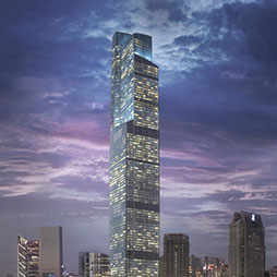 CTBUH Recognizes Completion of Guangzhou CTF Finance Centre