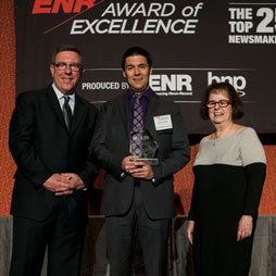 CTBUH Executive Director Honored as ENR Newsmaker