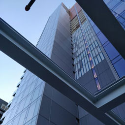 CTBUH Seattle Hosts Tour of West Edge Tower