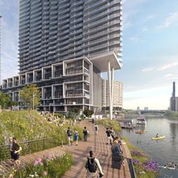 Health, Wellness, and Development: A Case Study on Southbank