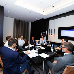 Tall Timber Working Group Convenes at 2018 Middle East Conference