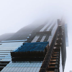 CTBUH Staff Reaches New Heights at Chicago's Vista Tower