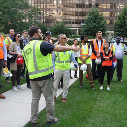 CTBUH Chicago Tours Willis Tower Renovations