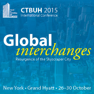 CTBUH 2015 New York Conference Silver Sponsor