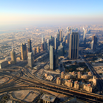 Urban Planning in Dubai, Cultural and Human Scale Context