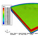 Numerical Simulation of Temperature Gradients for the Mass Concrete Foundation Slab of Shanghai Tower