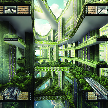 Garden City, Megacity: Rethinking Cities for the Age of Global Warming