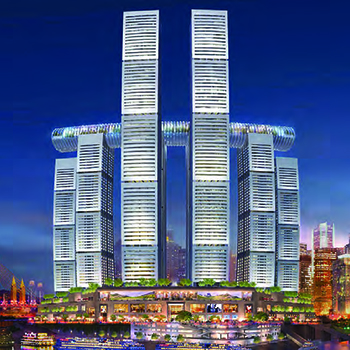 Raffles City Chongqing Conservatory: Studies For a New Bridging Building Type