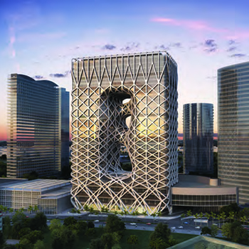 Design to Fabrication: Fifth Hotel City of Dreams, Macau