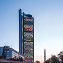 Vertical Densification: The Architecture of the Structural System of the BBVA Tower Mexico City