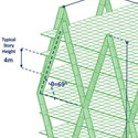 Diagrid Structural System for High-Rise Buildings: Applications of a Simple Stiffness-based Optimized Design