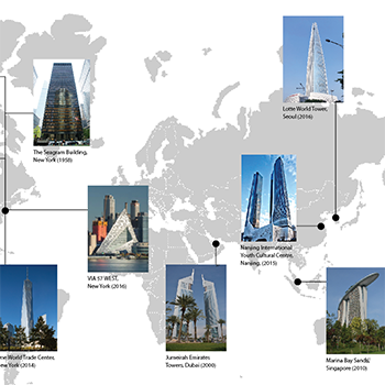 Ten Significant Tall Buildings, and the Significant Women Behind Them
