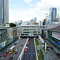 How Much Development Can a Rail Station Lead? A Case Study of Hong Kong