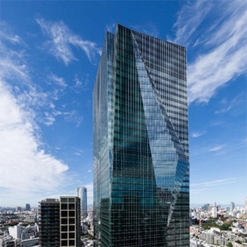 Structural Design of Mid-Story Isolated High-Rise Building - Roppongi Grand Tower