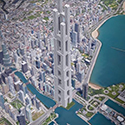 Conjoined Tower Structures for Mile-High Tall Buildings