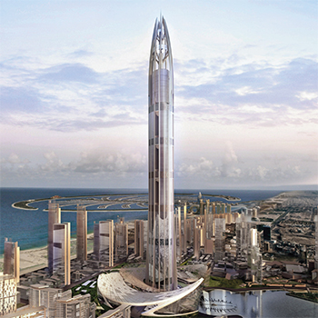 Tall Buildings of the Future as Seen From the Present