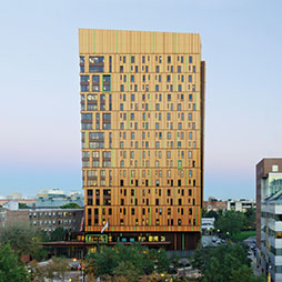 Case Study: Tree House Residence Hall, Boston